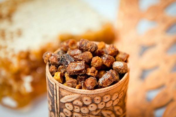 natürliche Biene Perga