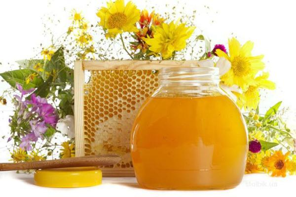 Honiggras