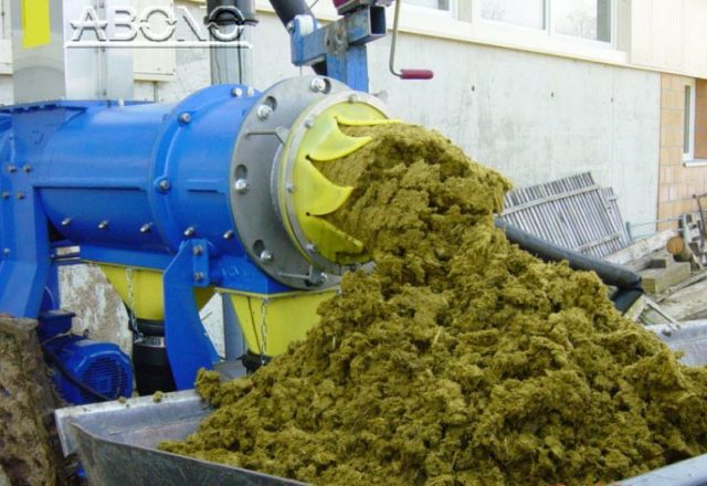 Dünger Biogas