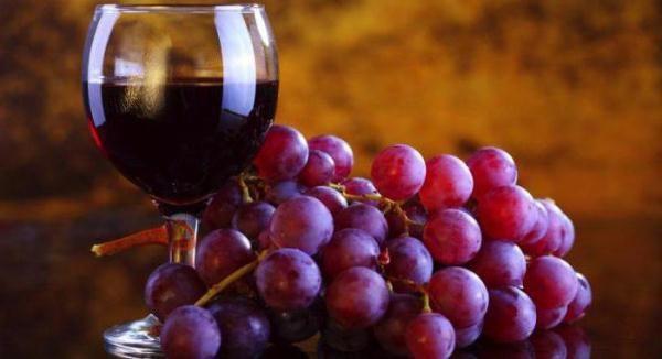 Wein aus Lydia enthält viele Nährstoffe