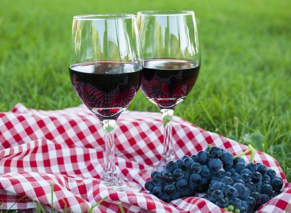 Isabella Selbst gemachter Traubenwein